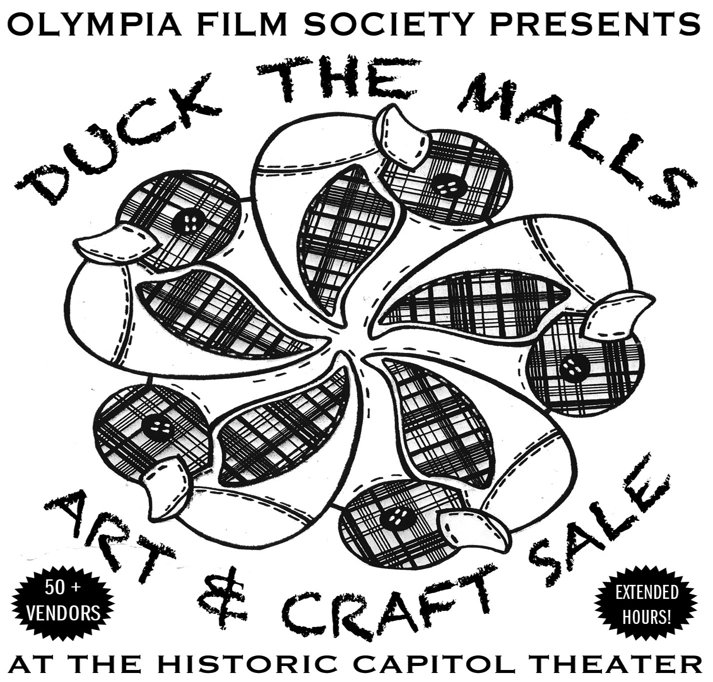Duck the Malls Holiday Arts and Crafts Sale ...